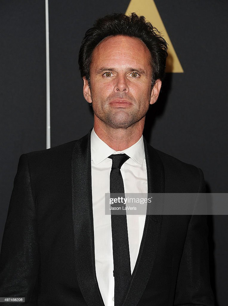 Actor Walton Goggins attends the 7th annual Governors Awards at The Ray Dolby Ballroom at Hollywood & Highland Center on November 14, 2015 in Hollywood, California.