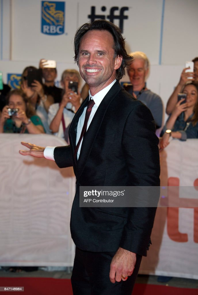 Actor Walton Goggins attends the premiere of 'Three Christs' during the 2017 Toronto International Film Festival September 14, 2017, in Toronto, Ontario. /