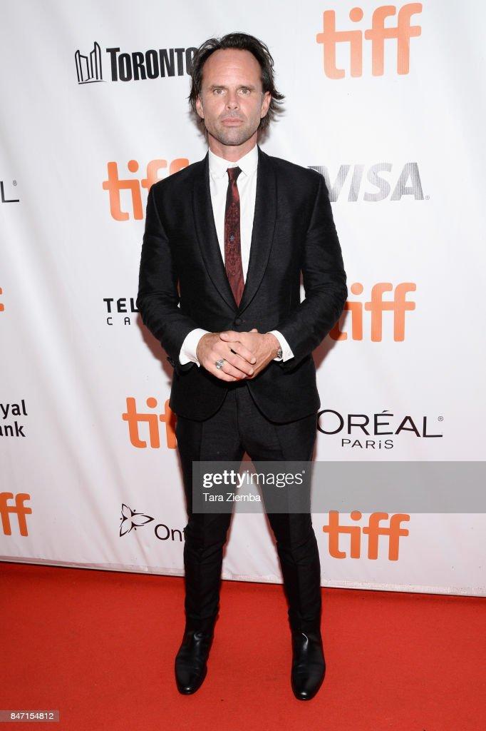 "2017 Toronto International Film Festival - ""Three Christs"" Premiere - Arrivals"