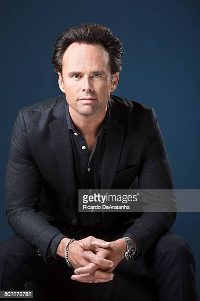 Actor Walton Goggins is photographed for Los Angeles Times on December 4 2015 in Los Angeles California PUBLISHED IMAGE CREDIT MUST READ Ricardo...