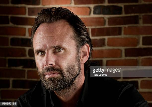 Actor Walton Goggins is photographed for Los Angeles Times on June 18 2016 in Los Angeles California PUBLISHED IMAGE CREDIT MUST READ Rick Loomis/Los...