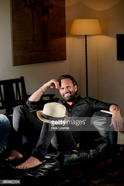 Actor Walton Goggins is photographed for Los Angeles Times on June 18, 2016 in Los Angeles, California. PUBLISHED IMAGE. CREDIT MUST READ: Rick...