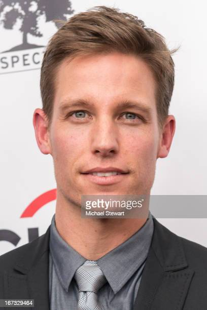 """Actor Ward Horton attends the """"All My Children"""" & """"One Life To Live"""" premiere at Jack H. Skirball Center for the Performing Arts on April 23, 2013 in..."""