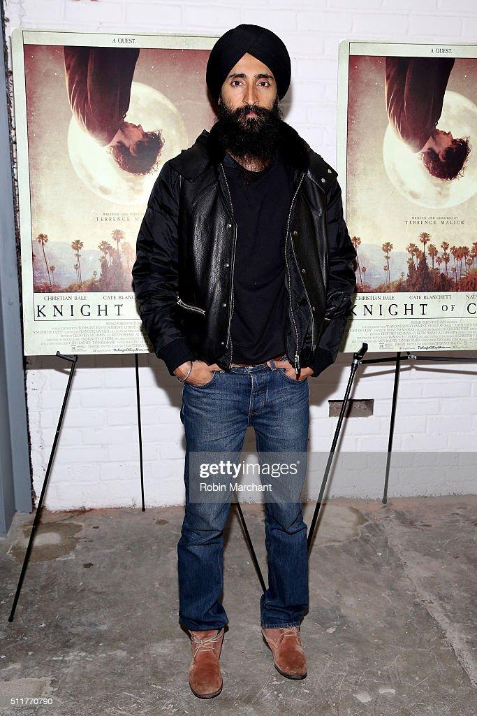 """Knight of Cups"" New York Screening"