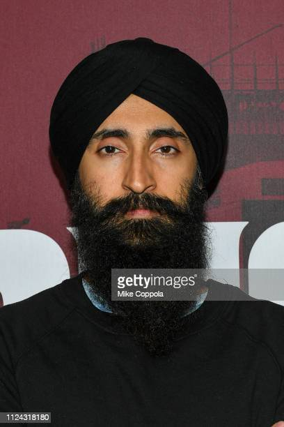 """Actor Waris Ahluwalia attends Netflix's """"Russian Doll"""" Season 1 Premiere at Metrograph on January 23, 2019 in New York City."""