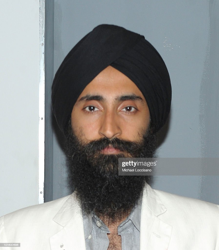 Actor Waris Ahluwalia attends the premiere of 'Rosencrantz and Guildenstern Are Undead' at Village East Cinema on June 4, 2010 in New York City.