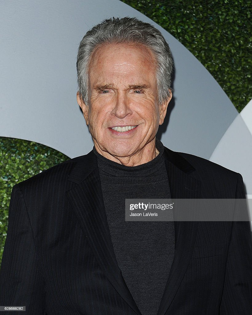 Actor Warren Beatty attends the GQ Men of the Year party at Chateau Marmont on December 8, 2016 in Los Angeles, California.