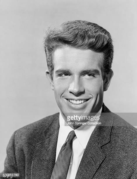 Actor Warren Beatty