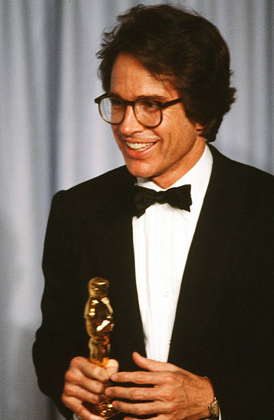Image result for warren beatty wins best director oscar 1981