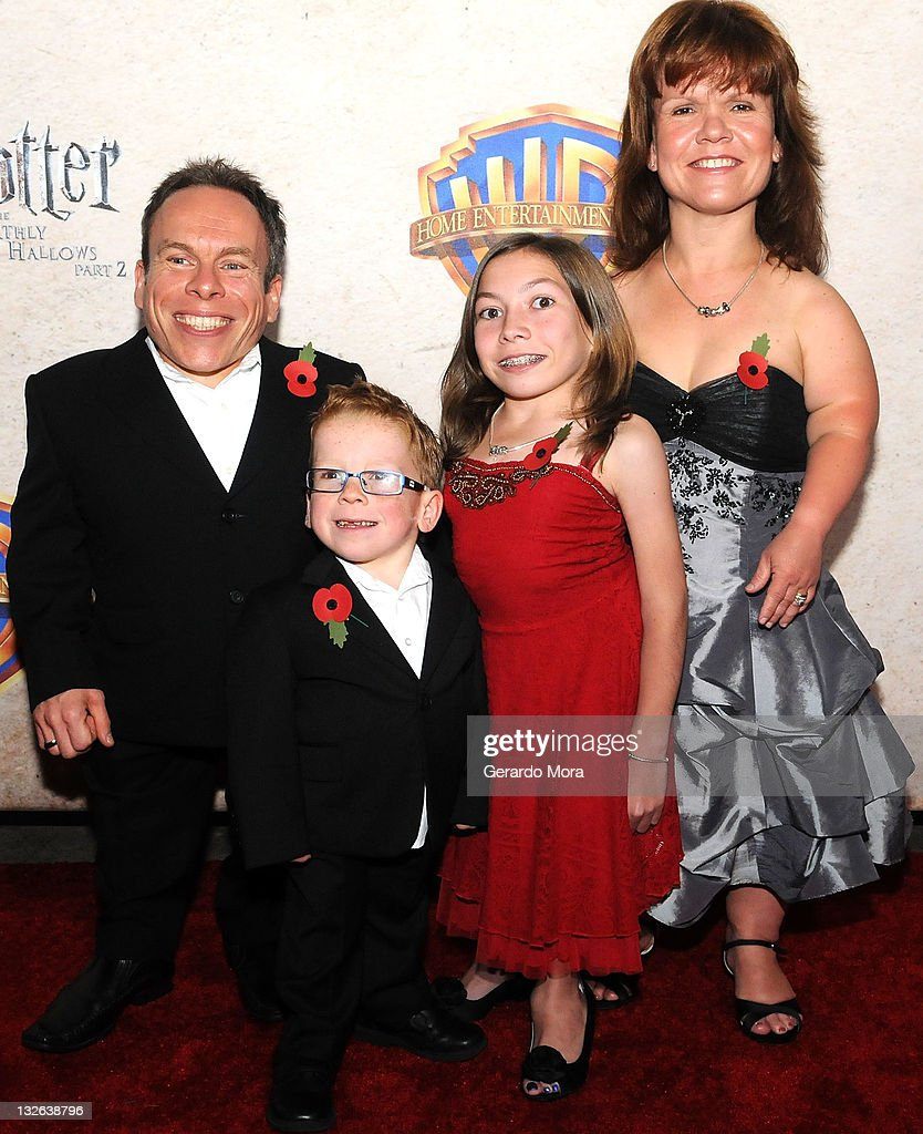 Harry Potter and the Deathly Hallows: Part 2 Celebration : News Photo