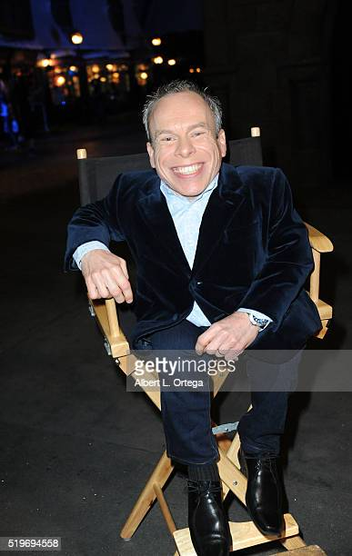 Actor Warwick Davis at the Official Opening Of The Wizarding World Of Harry Potter At Universal Studios Hollywood held at Universal Studios Hollywood...