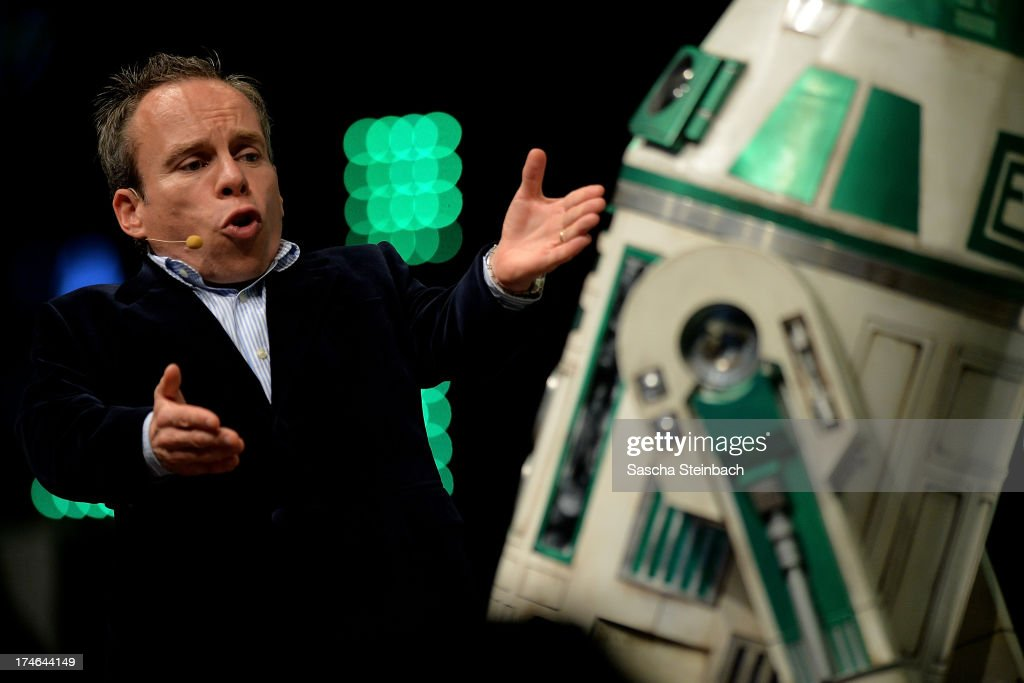 Actor Warwick Davis attends the Star Wars Celebration at Messe Essen on July 28, 2013 in Essen, Germany.