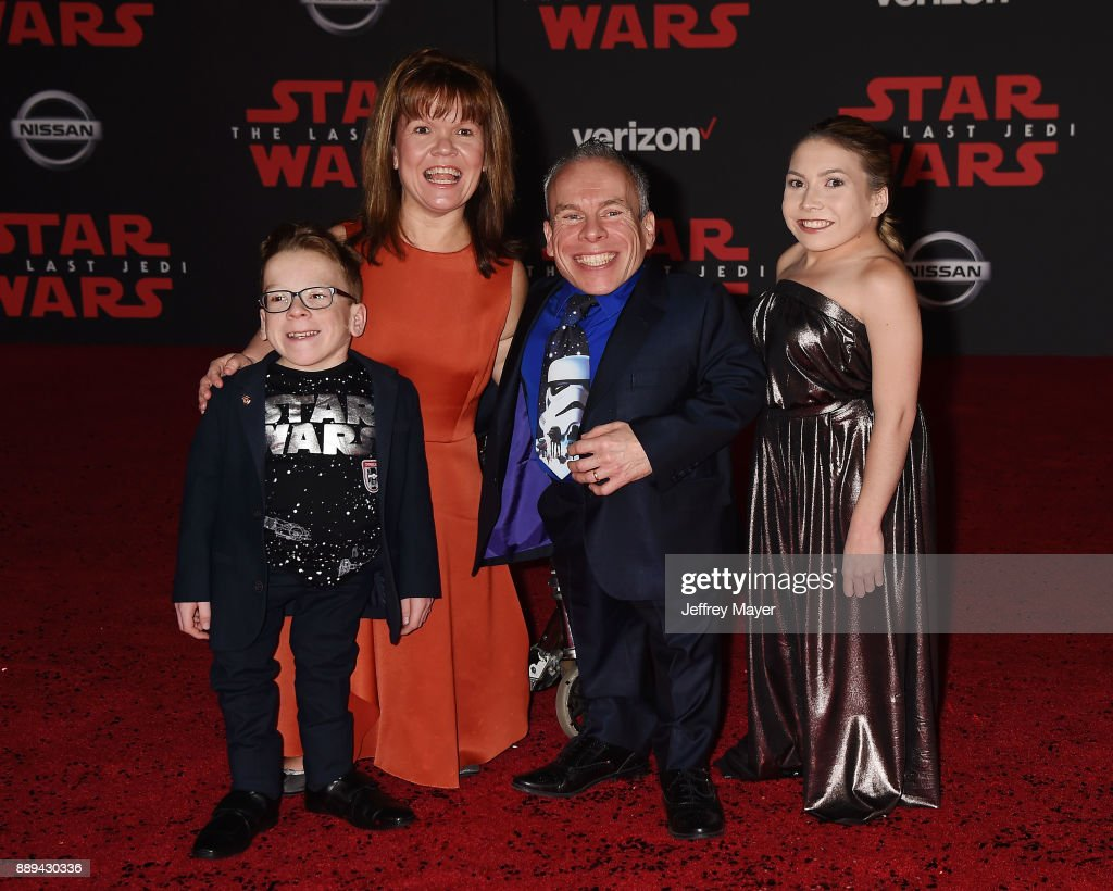 Premiere Of Disney Pictures And Lucasfilm's 'Star Wars: The Last Jedi' - Arrivals : News Photo