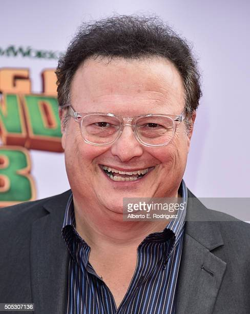 Actor Wayne Knight attends the premiere of DreamWorks Animation and Twentieth Century Fox's 'Kung Fu Panda 3' at TCL Chinese Theatre on January 16...