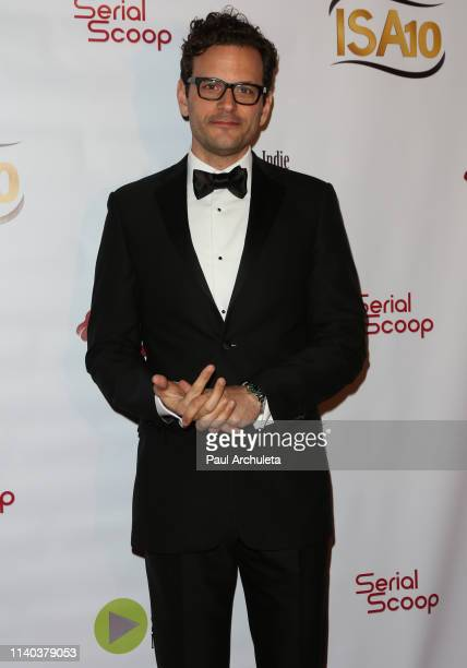 Actor Wayne Wilcox attends the 10th Annual Indie Series Awards at The Colony Theater on April 03 2019 in Burbank California