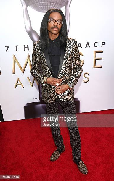 Actor Wendell James attends the 47th NAACP Image Awards presented by TV One at Pasadena Civic Auditorium on February 5 2016 in Pasadena California