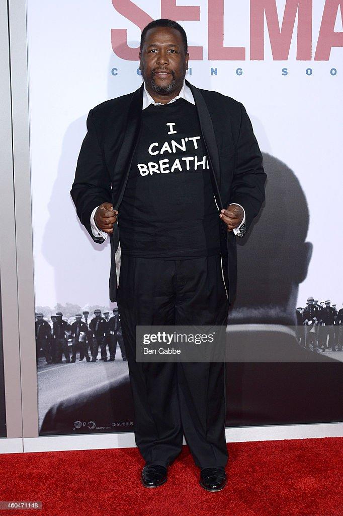 """Selma"" New York Premiere - Inside Arrivals"