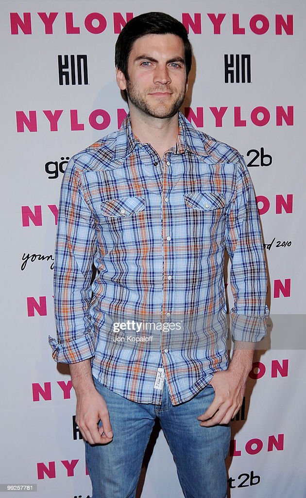 Actor Wes Bentley Arrives At Nylon Magazine S May Issue Young News Photo Getty Images