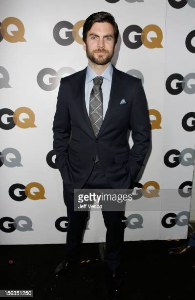 Actor Wes Bentley arrives at the GQ Men of the Year Party at Chateau Marmont on November 13 2012 in Los Angeles California