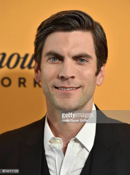 Actor Wes Bentley arrives at the premiere of Paramount Pictures' 'Yellowstone' at Paramount Studios on June 11 2018 in Hollywood California