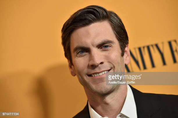 Actor Wes Bentley arrives at the premiere of Paramount Pictures' 'Yellowstone' at Paramount Studios on June 11, 2018 in Hollywood, California.