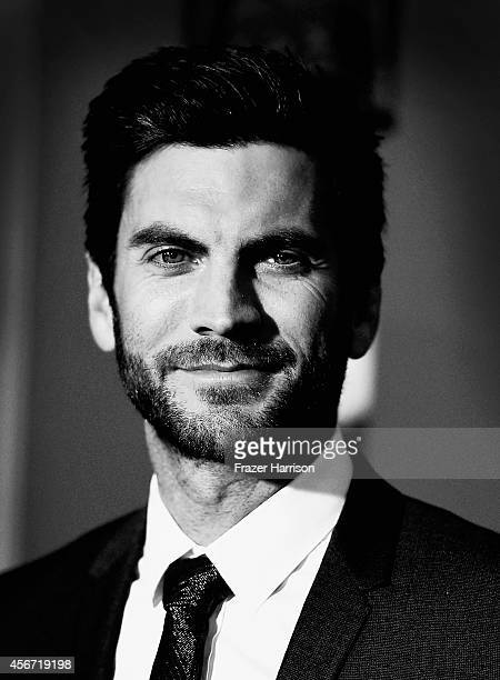Actor Wes Bentley arrives at the Premiere Screening of FX's 'American Horror Story Freak Show' at TCL Chinese Theatre on October 5 2014 in Hollywood...
