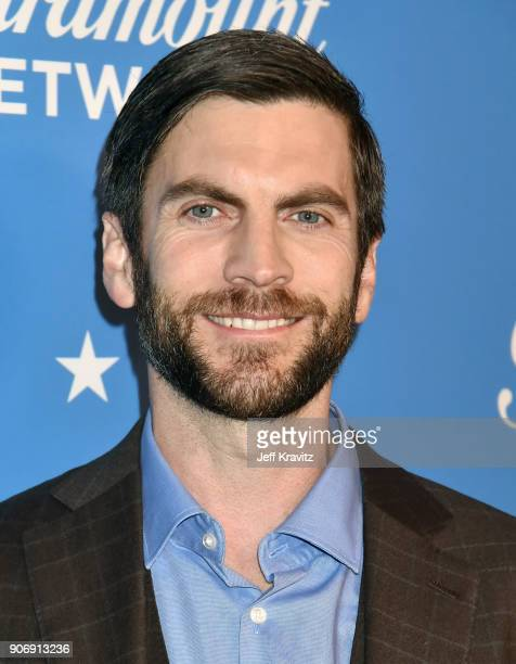 Actor Wes Bentley attends Paramount Network launch party at Sunset Tower on January 18 2018 in Los Angeles California