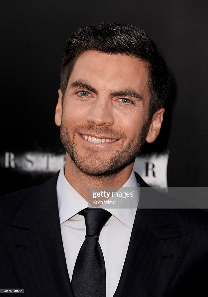 Actor Wes Bentley attends the premiere of Paramount Pictures' 'Interstellar' at TCL Chinese Theatre IMAX on October 26, 2014 in Hollywood, California.
