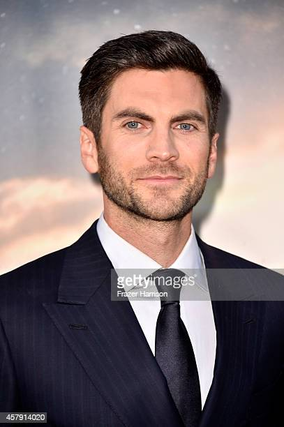 Actor Wes Bentley attends the premiere of Paramount Pictures' 'Interstellar' at TCL Chinese Theatre IMAX on October 26 2014 in Hollywood California