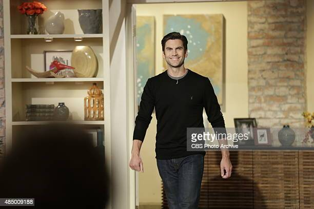 Actor Wes Bentley talks about his upcoming film with the ladies of 'The Talk' Friday August 14 2015 on the CBS Television Network