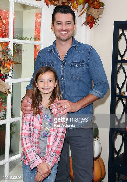 Actor Wes Brown and hi...