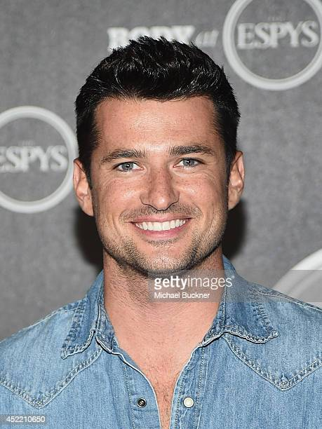 Actor Wes Brown arrives at the ESPN's BODY at ESPY's PreParty at Lure on July 15 2014 in Hollywood California
