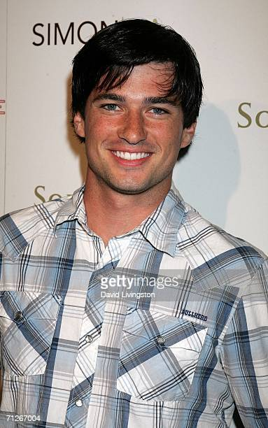 Actor Wes Brown arrives at the Stone Rose Lounge and Simon LA preview at the newly renovated Sofitel LA Hotel on June 21 2006 in Los Angeles...