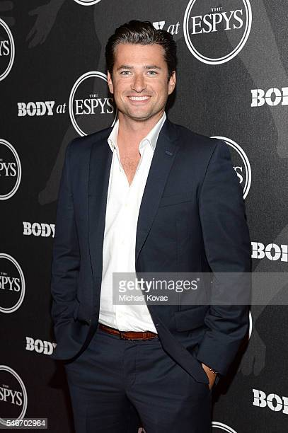 Actor Wes Brown at the BODY at ESPYS Event on July 12th at Avalon Hollywood