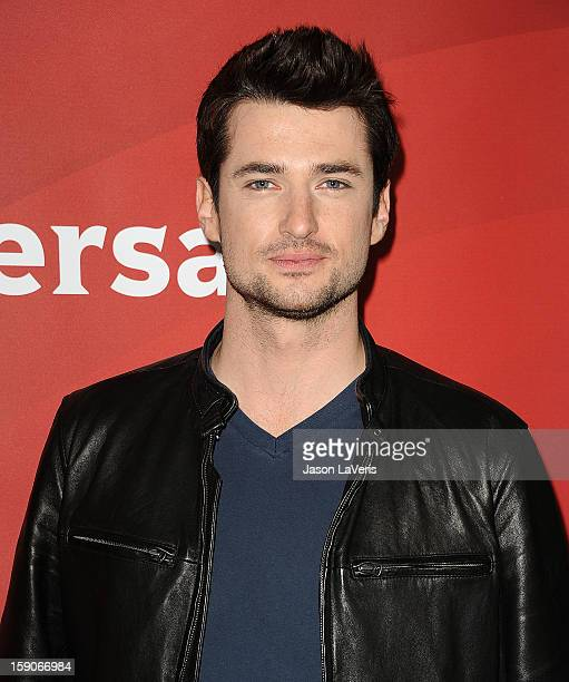 Actor Wes Brown attends the 2013 NBC TCA Winter Press Tour at The Langham Huntington Hotel and Spa on January 6 2013 in Pasadena California