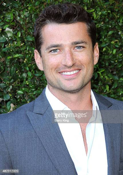 Actor Wes Brown attends the 2015 Summer TCA Tour Hallmark Channel and Hallmark Movies And Mysteries on July 29 2015 in Beverly Hills California