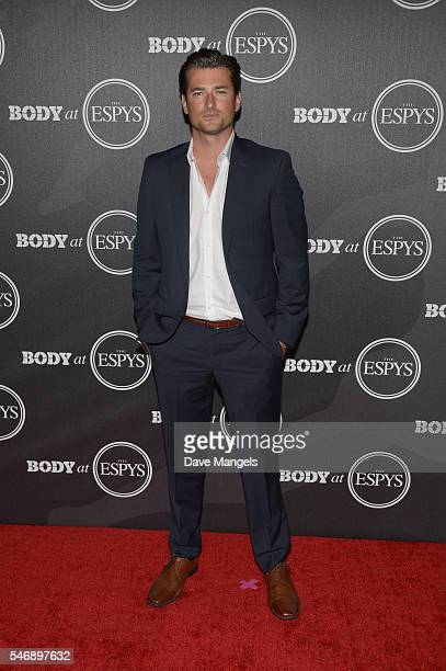 Actor Wes Brown attends the BODY At The ESPYs preparty at Avalon Hollywood on July 12 2016 in Los Angeles California