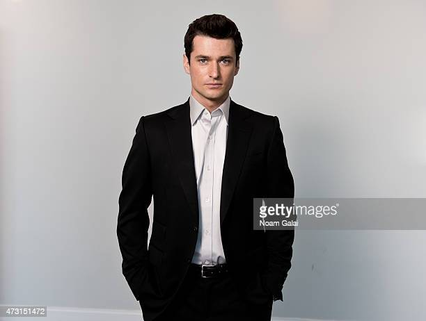 Actor Wes Brown poses for a portrait on January 8 2013 in Brooklyn New York