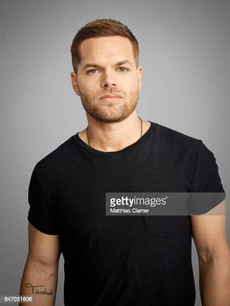 Actor Wes Chatham from 'The Expanse' is photographed for Entertainment Weekly Magazine on July 23 2016 at Comic Con in the Hard Rock Hotel in San...