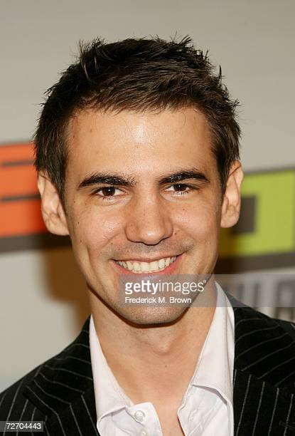Actor Wes Wilson arrives to the VH1 Big in '06 Awards held at Sony Studios on December 2 2006 in Culver City California