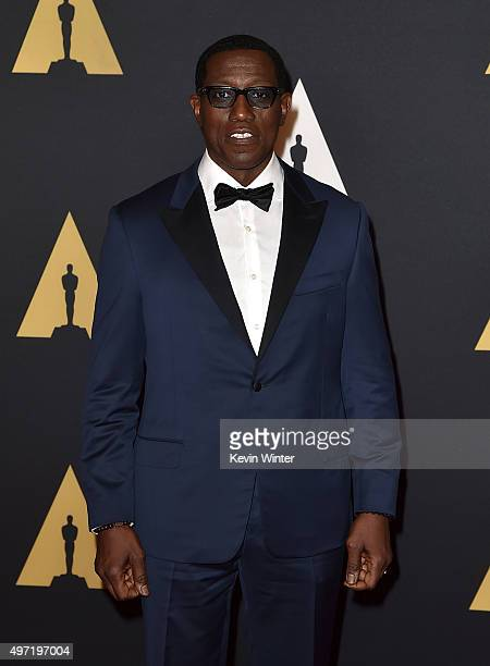 Actor Wesley Snipes attends the Academy of Motion Picture Arts and Sciences' 7th annual Governors Awards at The Ray Dolby Ballroom at Hollywood...