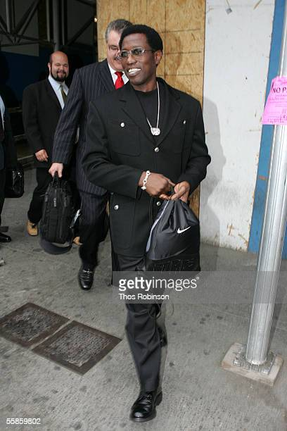 32 Wesley Snipes Family Photos And Premium High Res Pictures Getty Images