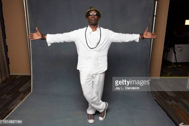 Actor Wesley Snipes from 'Cut Throat City' is photographed for Los Angeles Times on July 21 2018 in San Diego California PUBLISHED IMAGE CREDIT MUST...