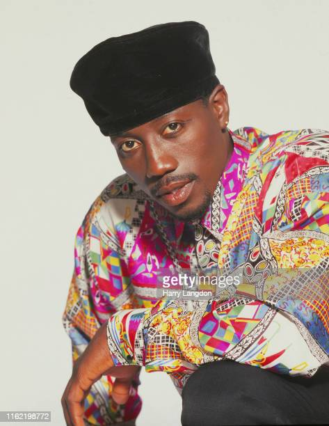 Actor Wesley Snipes poses for a portrait in 2001 in Los Angeles California