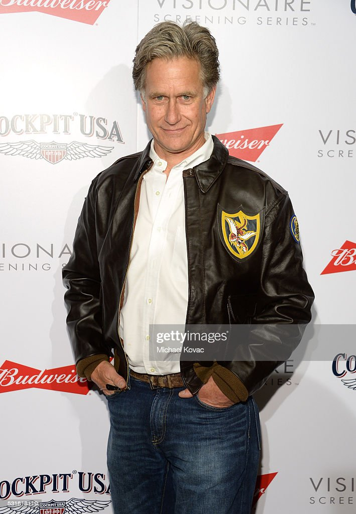 Actor Whip Hubley attends Cockpit USA & Budweiser Private 30th Anniversary Screening Of 'Top Gun' at The London Hotel on May 16, 2016 in West Hollywood, California.
