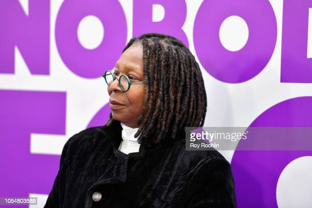Actor Whoopi Goldberg attends the world premiere of 'Nobody's Fool' at AMC Lincoln Square Theater on October 28, 2018 in New York, New York.