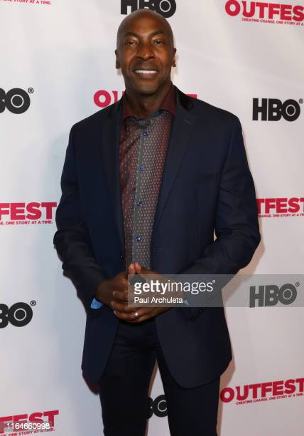 Actor Wil J Jackson attends the screening of From Zero To I Love You at the 2019 Outfest Los Angeles LGBTQ Film Festival at TCL Chinese 6 Theatres on...