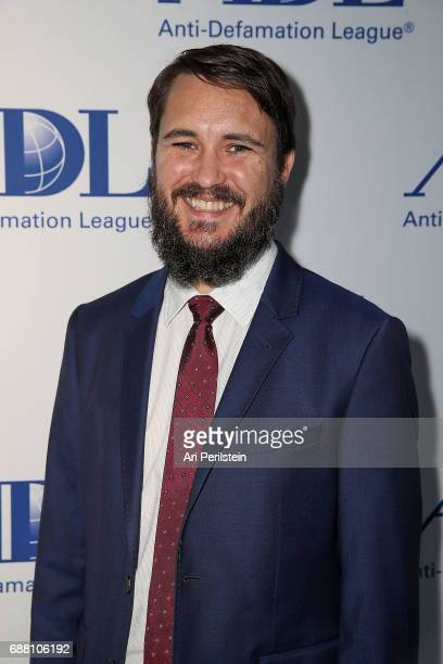 Actor Wil Wheaton arrives at AntiDefamation League Entertainment Industry Dinner Honoring Bill Prady at The Beverly Hilton Hotel on May 24 2017 in...