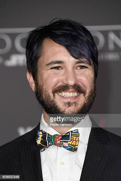 Actor Wil Wheaton attends the premiere of Walt Disney Pictures and Lucasfilm's Rogue One A Star Wars Story at the Pantages Theatre on December 10...