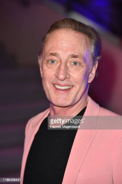 Actor Wilfried Hochholdinger attends the Hindafing Season 2 photo call at HFF Muenchen on November 08 2019 in Munich Germany